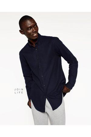Heren Overhemden - Zara FLANELLEN OVERHEMD - In meer kleuren beschikbaar