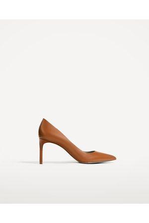 Dames Pumps - Zara LEREN PUMPS - In meer kleuren beschikbaar