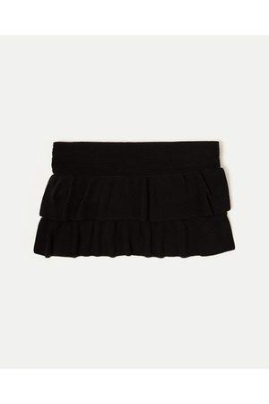 Dames Rokken - Zara ROK MET VOLANTS - In meer kleuren beschikbaar