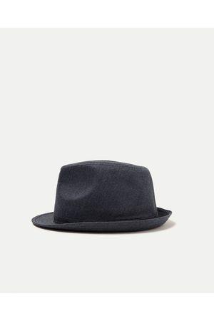 Heren Hoeden - Zara BASIC HOED - In meer kleuren beschikbaar