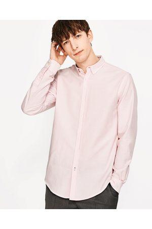 Heren Overhemden - Zara EFFEN OXFORD OVERHEMD - In meer kleuren beschikbaar