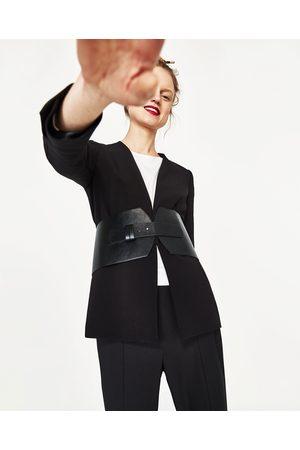 Dames Blazers & Colberts - Zara BLAZER ZONDER REVERS - In meer kleuren beschikbaar