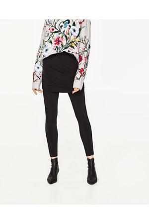 Dames Leggings & Treggings - Zara ROK MET LEGGING