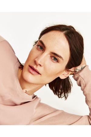 Dames Truien - Zara TRUI MET RONDE HALS - In meer kleuren beschikbaar