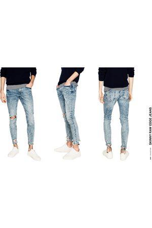 الحذر السابق تسمم Raw Edge Skinny Jeans Zara Pleasantgroveumc Net