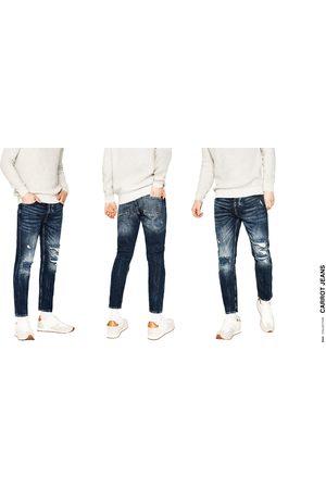 Heren Slim & Skinny broeken - Zara SLIM FIT DENIM BROEK