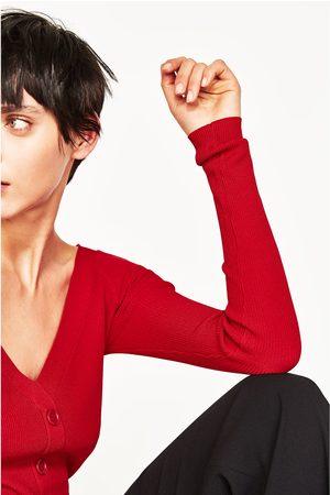 Dames Truien - Zara TRUI MET KNOPEN - In meer kleuren beschikbaar