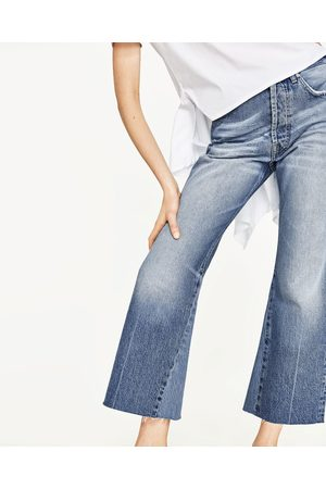 Dames Bootcut - Zara VINTAGE BOOTCUT JEANS PREMIUM-COLLECTIE