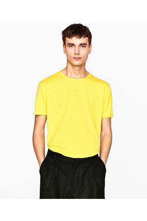 Heren Truien - Zara EFFEN TRUI MET KORTE MOUWEN - In meer kleuren beschikbaar