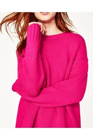 Dames Truien - Zara OVERSIZED TRUI - In meer kleuren beschikbaar