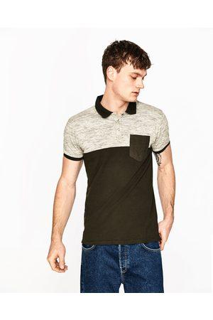 Heren Poloshirts - Zara INJECTED POLO - In meer kleuren beschikbaar