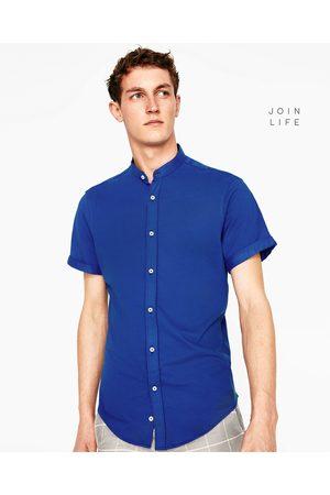 Heren Overhemden - Zara PIQUÉ OVERHEMD - In meer kleuren beschikbaar