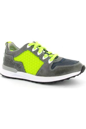 Jongens Sneakers - Track Style 317360 Wijdte 3.5