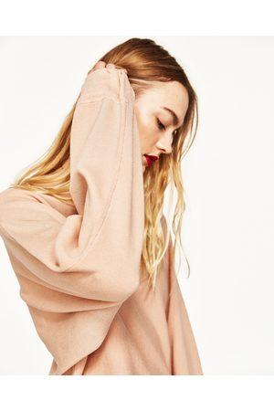 Dames Truien - Zara TRUI MET WIJDE MOUWEN - In meer kleuren beschikbaar