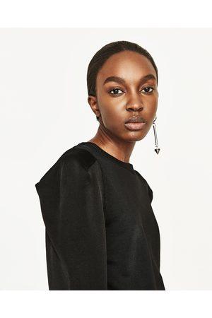 Dames Truien - Zara CROPPED TRUI - In meer kleuren beschikbaar