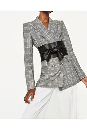 Dames Riemen - Zara BREDE CEINTUUR - In meer kleuren beschikbaar