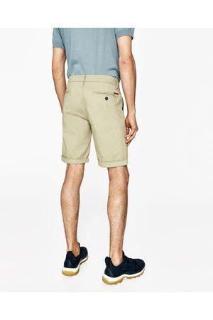 Heren Bermuda's - Zara BASIC BERMUDA - In meer kleuren beschikbaar