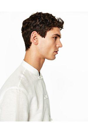 Heren Overhemden - Zara STUDIO OVERHEMD - In meer kleuren beschikbaar