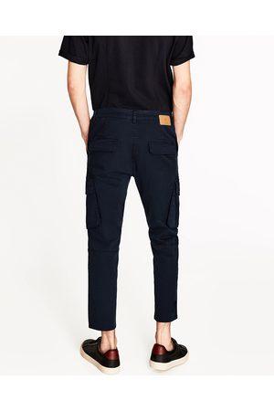 Heren Cargo's - Zara CARGOBROEK - In meer kleuren beschikbaar