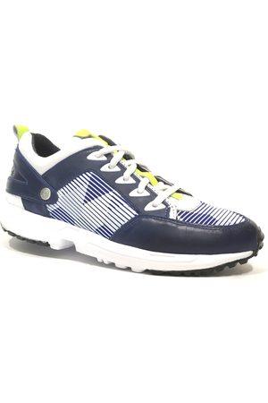 Jongens Sneakers - Track Style 317356 wijdte 5