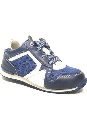 Jongens Sneakers - Track Style 317300 wijdte 5