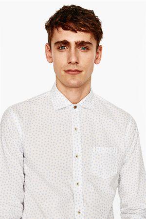 Heren Overhemden - Zara OVERHEMD MET PRINT