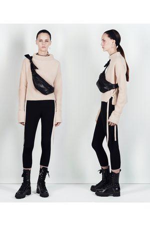 Dames Leggings & Treggings - Zara LEGGING TOT OP DE ENKEL