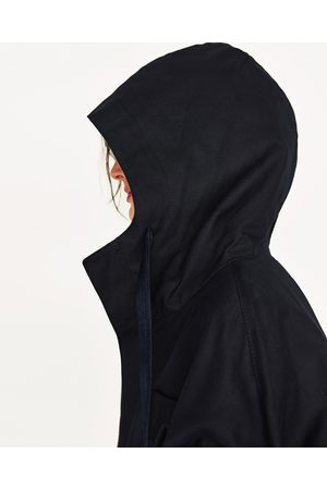 Dames Parka's - Zara PARKA MET CAPUCHON