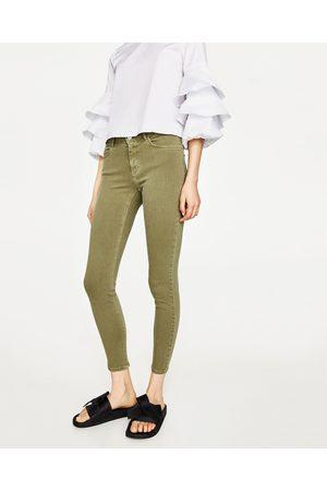Dames Skinny - Zara SKINNY JEANS DUAL - In meer kleuren beschikbaar