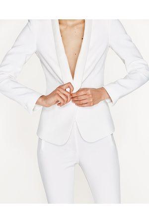 Dames Zara SMOKINGBLAZER - In meer kleuren beschikbaar