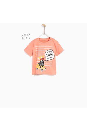 Shirts - Zara T-SHIRT MET DIERENPRINT - In meer kleuren beschikbaar