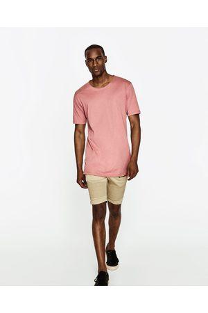 Heren Bermuda's - Zara BERMUDA IN BIKERSTIJL - In meer kleuren beschikbaar