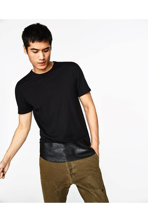 Heren Shirts - Zara LANG T-SHIRT