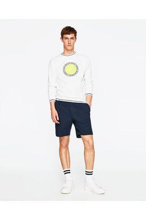 Heren Sweaters - Zara SWEATSHIRT TENNIS