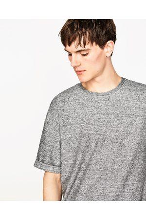 Heren Sweaters - Zara SWEATSHIRT MET BADSTOFTEXTUUR - In meer kleuren beschikbaar