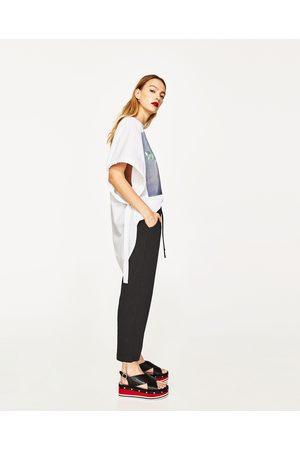 Dames Joggingbroeken - Zara JOGGINGBROEK - In meer kleuren beschikbaar