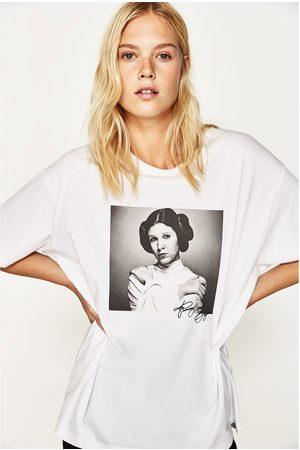 Dames Shirts - Zara T-SHIRT MET PRINSES LEIA
