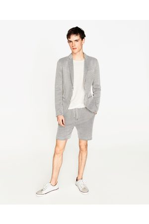 Heren Blazers & Colberts - Zara SEERSUCKER BLAZER - In meer kleuren beschikbaar