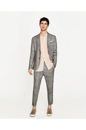 Heren Overhemden - Zara EFFEN VISCOSE OVERHEMD - In meer kleuren beschikbaar