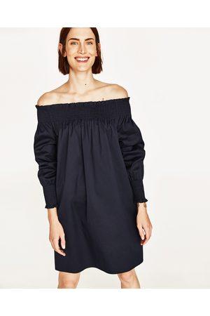 Dames Strapless jurken - Zara STRAPLESS JURK