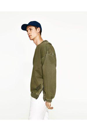 Heren Sweaters - Zara SWEATSHIRT DESTROY - In meer kleuren beschikbaar