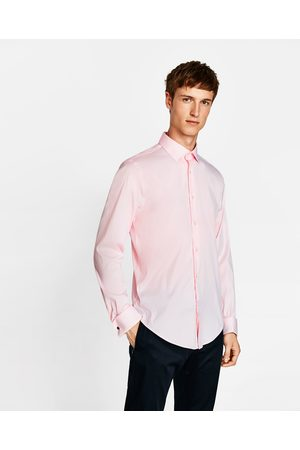 Heren Zara STRETCHOVERHEMD - In meer kleuren beschikbaar