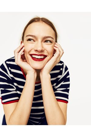 Dames Truien - Zara GESTREEPTE TRUI - In meer kleuren beschikbaar