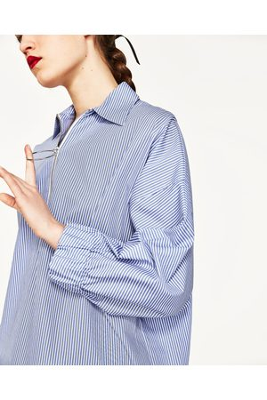 Dames Geprinte jurken - Zara GESTREEPTE TUNIEK