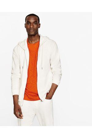 Heren Sweaters - Zara BASIC SWEATSHIRT - In meer kleuren beschikbaar