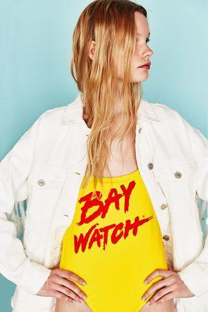 Dames Badpakken - Zara BAYWATCH BADPAK - In meer kleuren beschikbaar