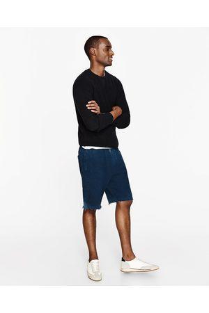 Heren Bermuda's - Zara VELOURS BERMUDA - In meer kleuren beschikbaar