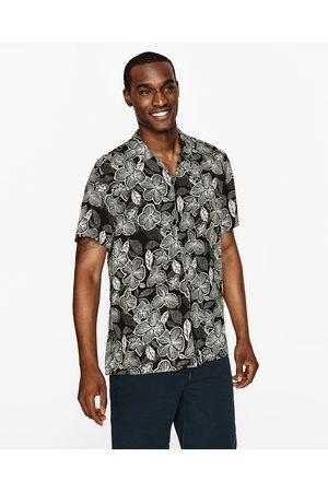 Heren Overhemden - Zara OVERHEMD MET PRINT - In meer kleuren beschikbaar