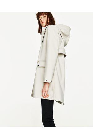 Dames Parka's - Zara WATERAFSTOTENDE PARKA - In meer kleuren beschikbaar