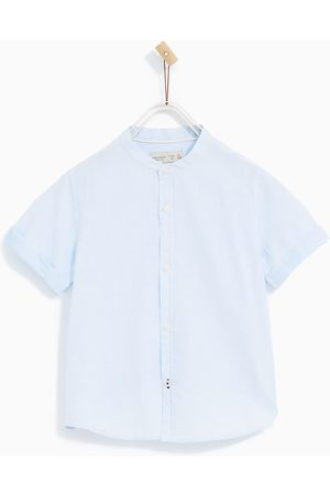 Jongens Overhemden - Zara OVERHEMD MET KORTE MOUWEN - In meer kleuren beschikbaar